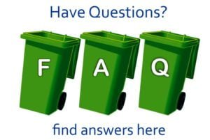 image - FAQ page find answers here