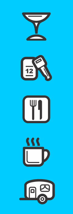 business service type icons